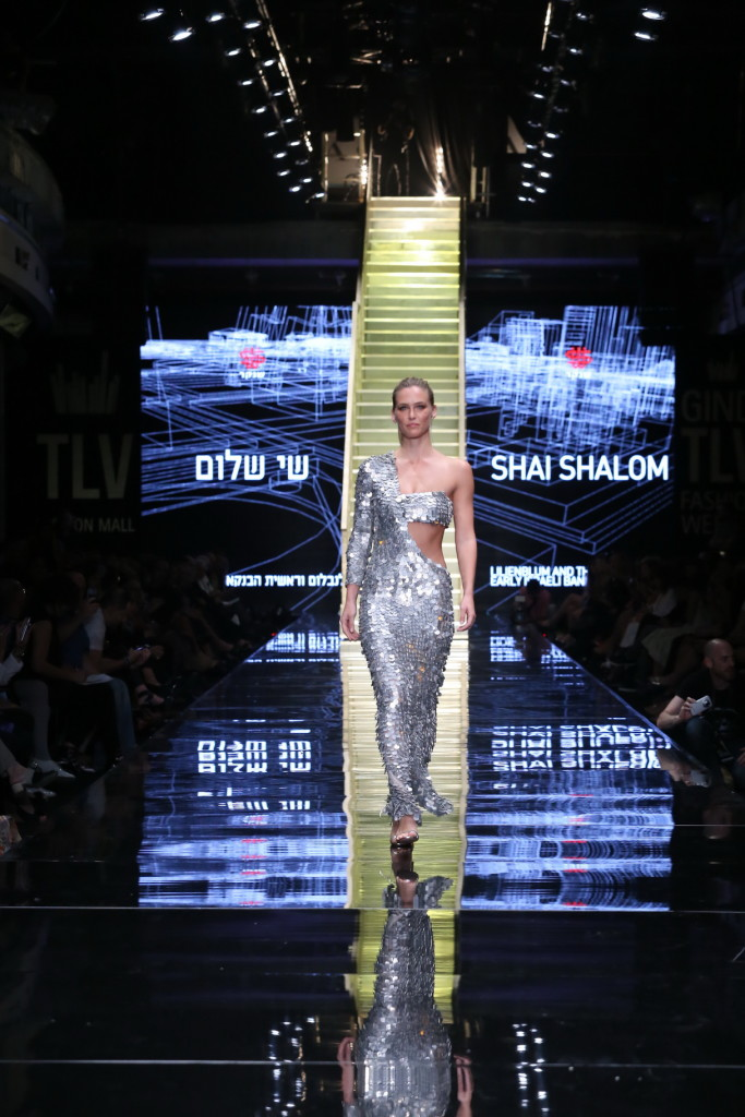 ????? ??? גאלה GINDI TLV FASHION WEEK by TLV Fashion Mall ? ילום אבי ולדמ...