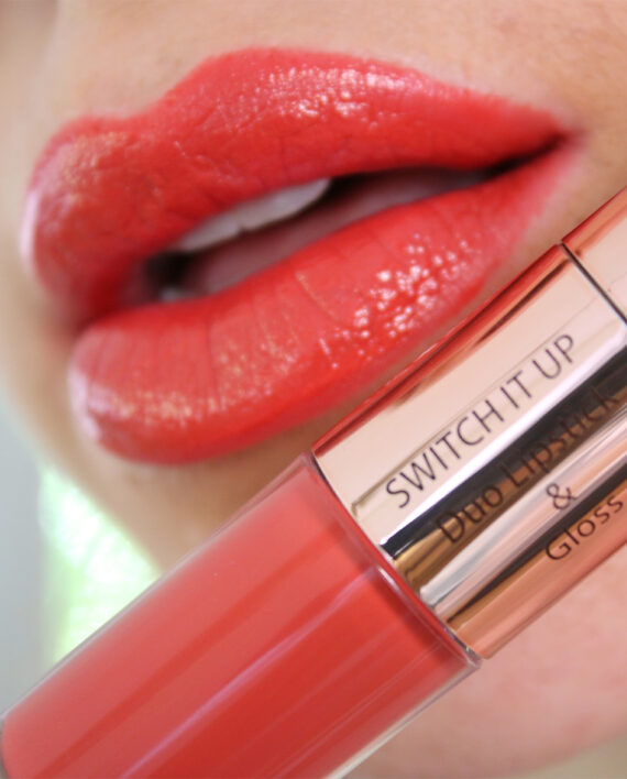 Switch It Up Duo Lipstick & Gloss in BRIGITTE
