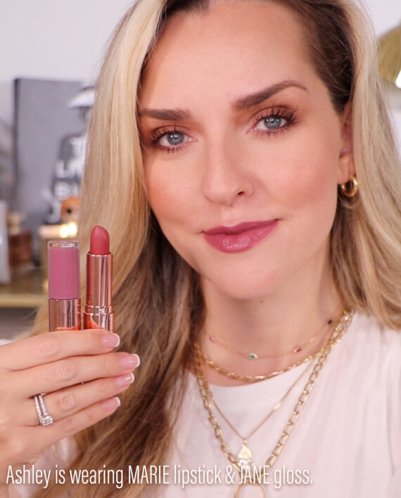 Switch It Up Duo Lipstick & Gloss in MARIE & JANE