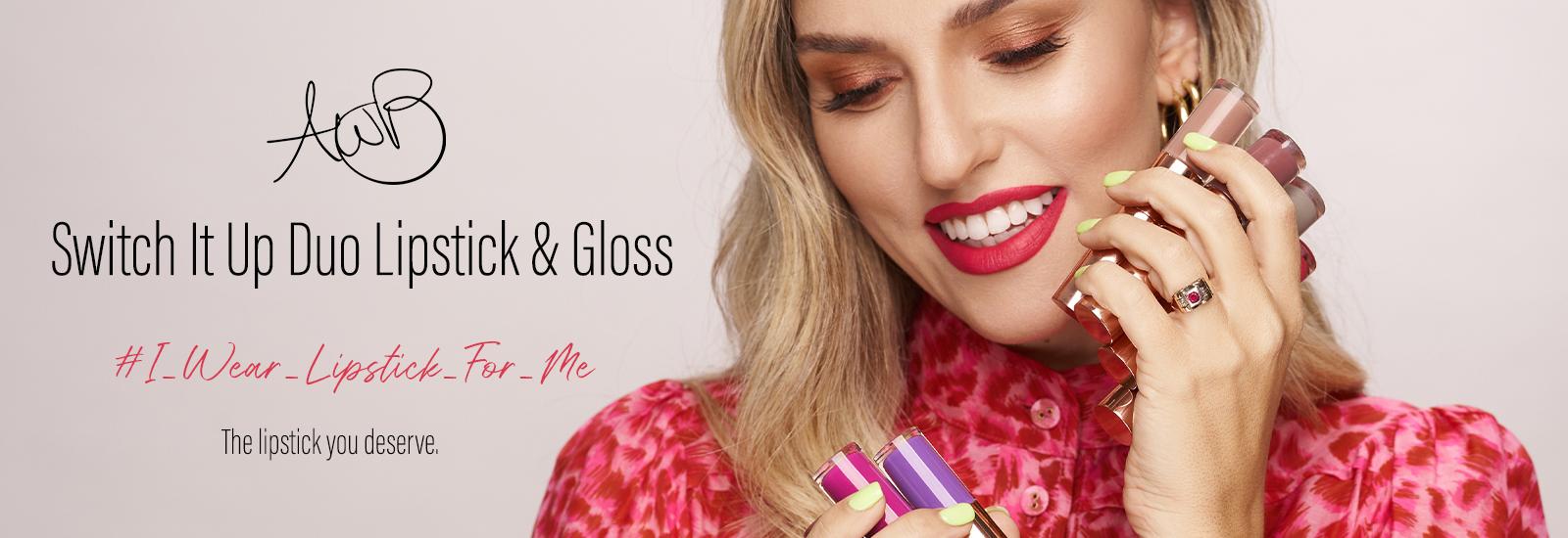 Switch It Up Duo Lipstick & Gloss